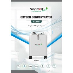 Oxygen Concentrator 5 Liter - ( Eco Model )