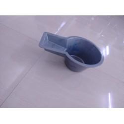 Commode Chair Pot U-Cut