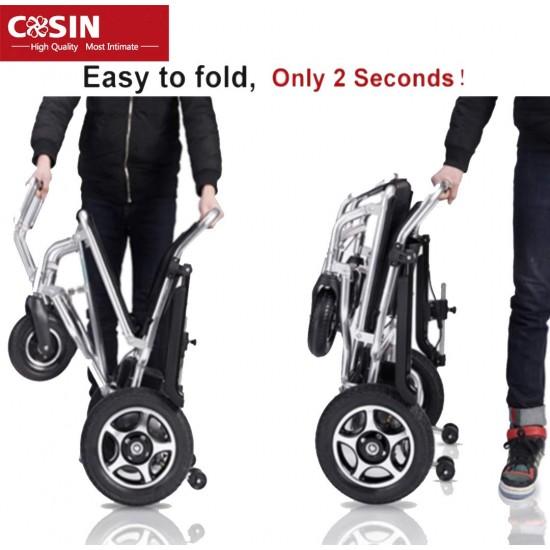 Wheelchair India Electric Wheelchair 120C