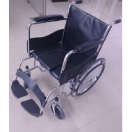 Commode Folding Wheelchair
