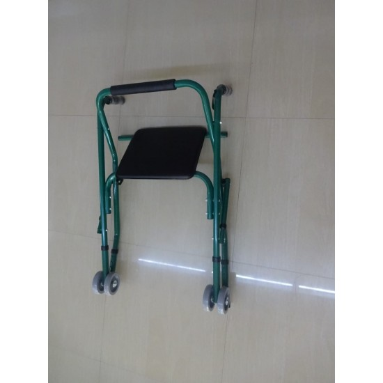 Rollator Walker With Seat