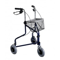 3 Wheel Rollator Walker