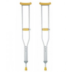 Anti Slipping Bushes Underarm Crutches