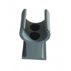 Back Support Knob For Commode Chair