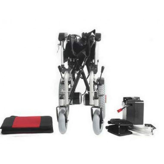 Travel Lite Power Wheelchair with Lithium Battery