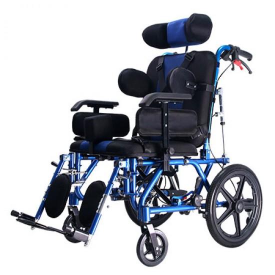 Cerebral Palsy Wheelchair - Pediatric 16 Inch Seat