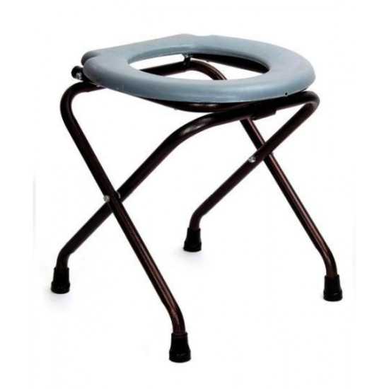 Commode Stool with Lock