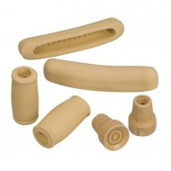 Crutches Accessories Kit With Foam Underarm Crutch Pads