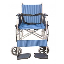 Deluxe Aluminium Wheelchair