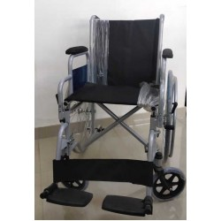 Detachable Armrest & Footrest Wheelchair