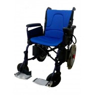 Economy Folding Power Wheelchair