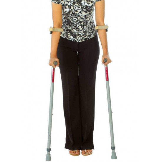 Elbow Crutch With Double Folding Handle Rs 1225