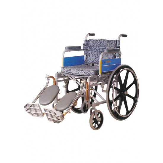 Elevated Footrest Wheelchair