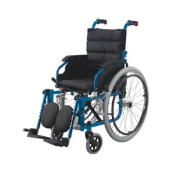 Foldable Children's Wheelchair