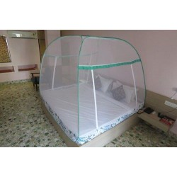 Folding Automatic Mosquito Net Bed Canopy