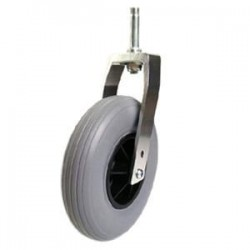 Front Caster Wheel With Fork