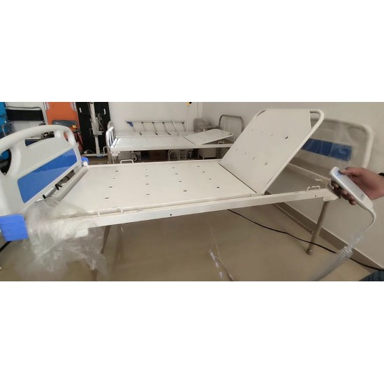 Semi Fowler Electric Hospital Bed