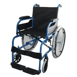Karma Champion 100 Blue Wheelchair