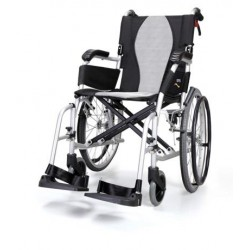 Karma Ergo Lite 2 Premium Wheelchair with Travel Bag