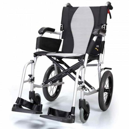 Karma Ergo Lite 2501 Premium Wheelchair with Travel Bag