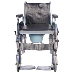 Karma Rainbow 12 Commode Wheelchair