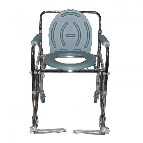 Karma Rainbow 9 Commode Chair