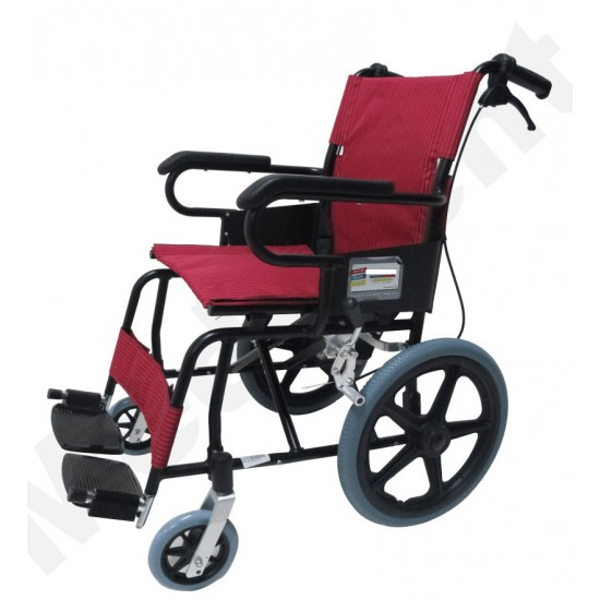 Lightweight Attendant Wheelchair