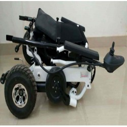 Lightweight Foldable Power Wheelchair