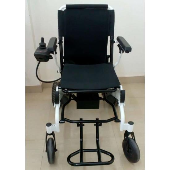 Lightweight Foldable Power Wheelchair