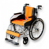 Modern Wheelchair Orange