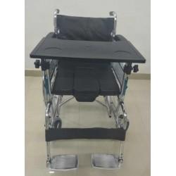 Multipurpose Commode Wheelchair