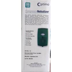 Optimo Compressor Nebulizer NEB-102
