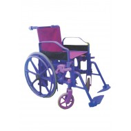 PVC Plastic Shower Wheelchair