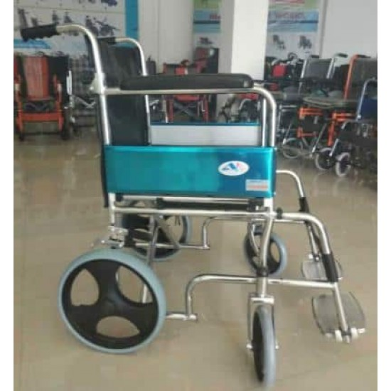 Portable Commode Wheelchair