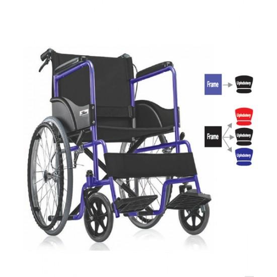 Premium Basic Wheelchair Black