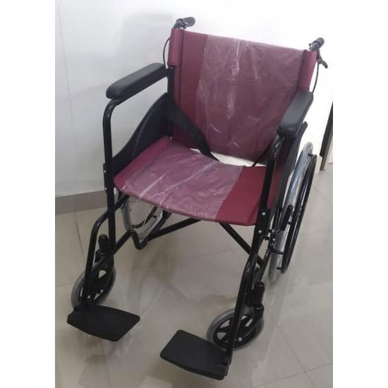 Premium Basic Wheelchair Powder Coated