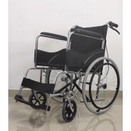 Regular Folding Wheelchair With Safety Belt