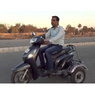 Side Wheel Attachment Kit For Honda Aviator