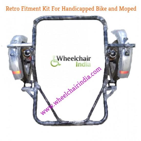 Side Wheel Attachment Kit For Hero Destini