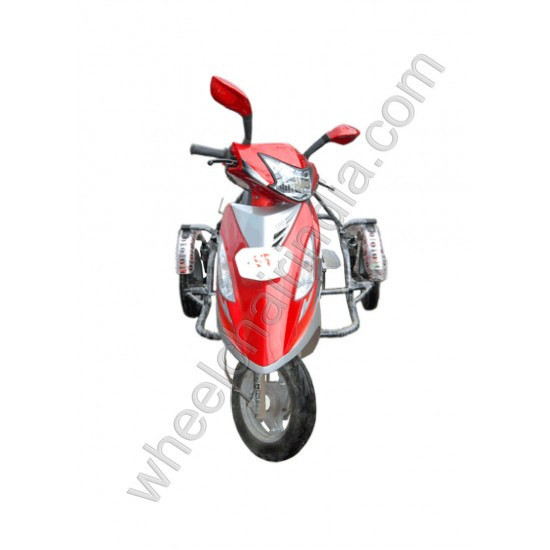 Side Wheel Attachment Kit Scooty Streak