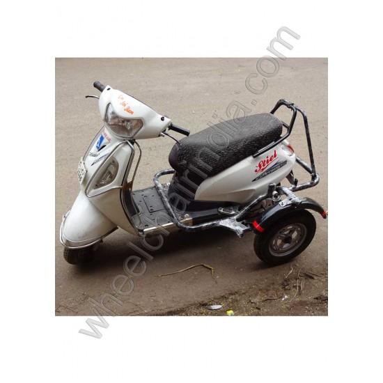 Side Wheel Attachment Kit For Suzuki Access