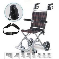 Ultra Lightweight Folding Transit Wheelchair