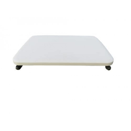 Variable Height Adjustable Folding Table