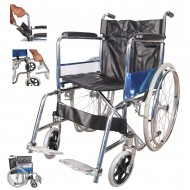 Vissco Rodeo Plus Wheelchair with Spoke Wheel 9975C