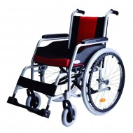 Vissco Superio Aluminium Wheelchair with Fix Wheels