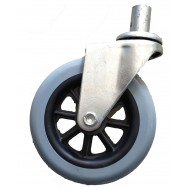 Wheelchair Caster Wheel 5 Inch