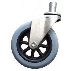 Wheelchair Caster Wheel 5 Inch