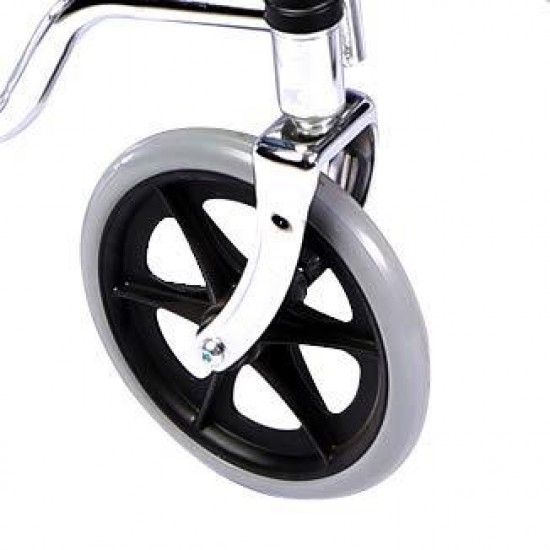 Front Caster Wheel 8 Inch With Fork Regular