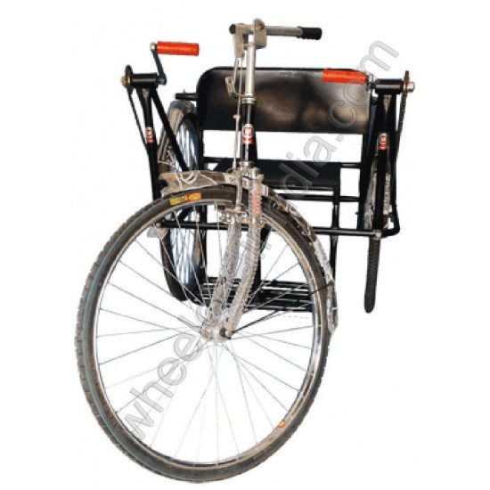 Handicapped Tricycle Standard Double Hand Drive