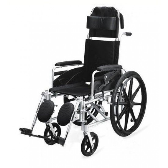 High Back Reclining Wheelchair